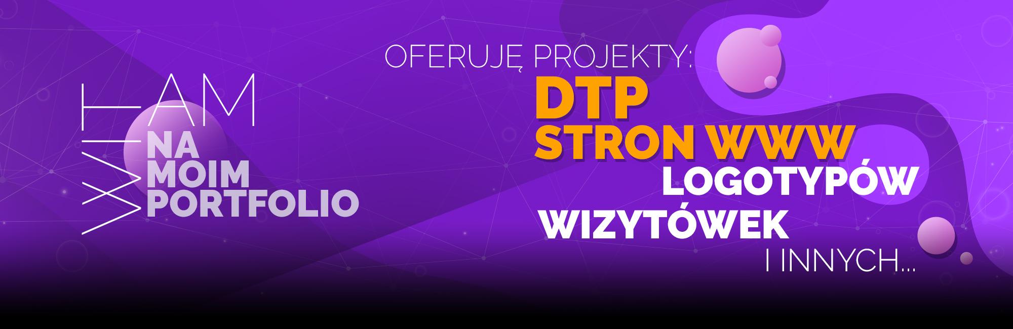 Grafik komputerowy | Freelancer Wrocław | – portfolio